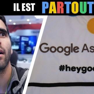 Vidéo: comment Google veut nous faire oublier Assistant… en le mettant partout