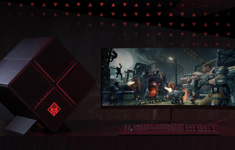 HP Omen Game Stream : du cloud gaming à domicile – CES 2018