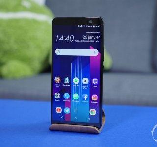 Test du HTC U11+ : photos impressionnantes pour pente glissante