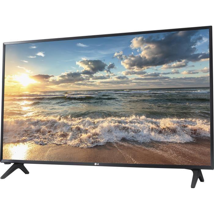 🔥 Soldes : la LG 43LJ500V TV LED Full HD 43″ est à 279 euros et à 264 euros pour les abonnés CDAV