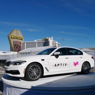J'ai pris un VTC autonome dans les rues de Las Vegas