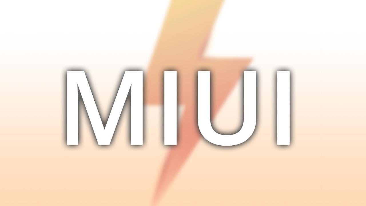 MIUI 10 commence son développement en s'inspirant de l'iPhone
