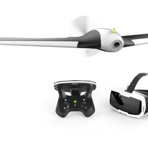 🔥 French Days : le drone Parrot Disco avec le Skycontroller 2 et le Cockpit Glasses est disponible à 299 euros