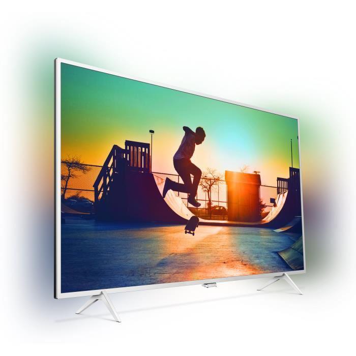 🔥 Soldes : la Philips 49PUS6432 Android TV 4K 49″ est à 499 euros