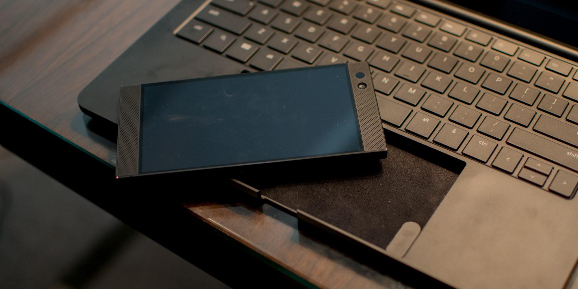 Exclusif : le projet Linda pourrait prendre vie avec le Razer Phone 2