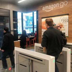 Amazon Go : le supermarché sans caissier ouvre ses portes aujourd'hui