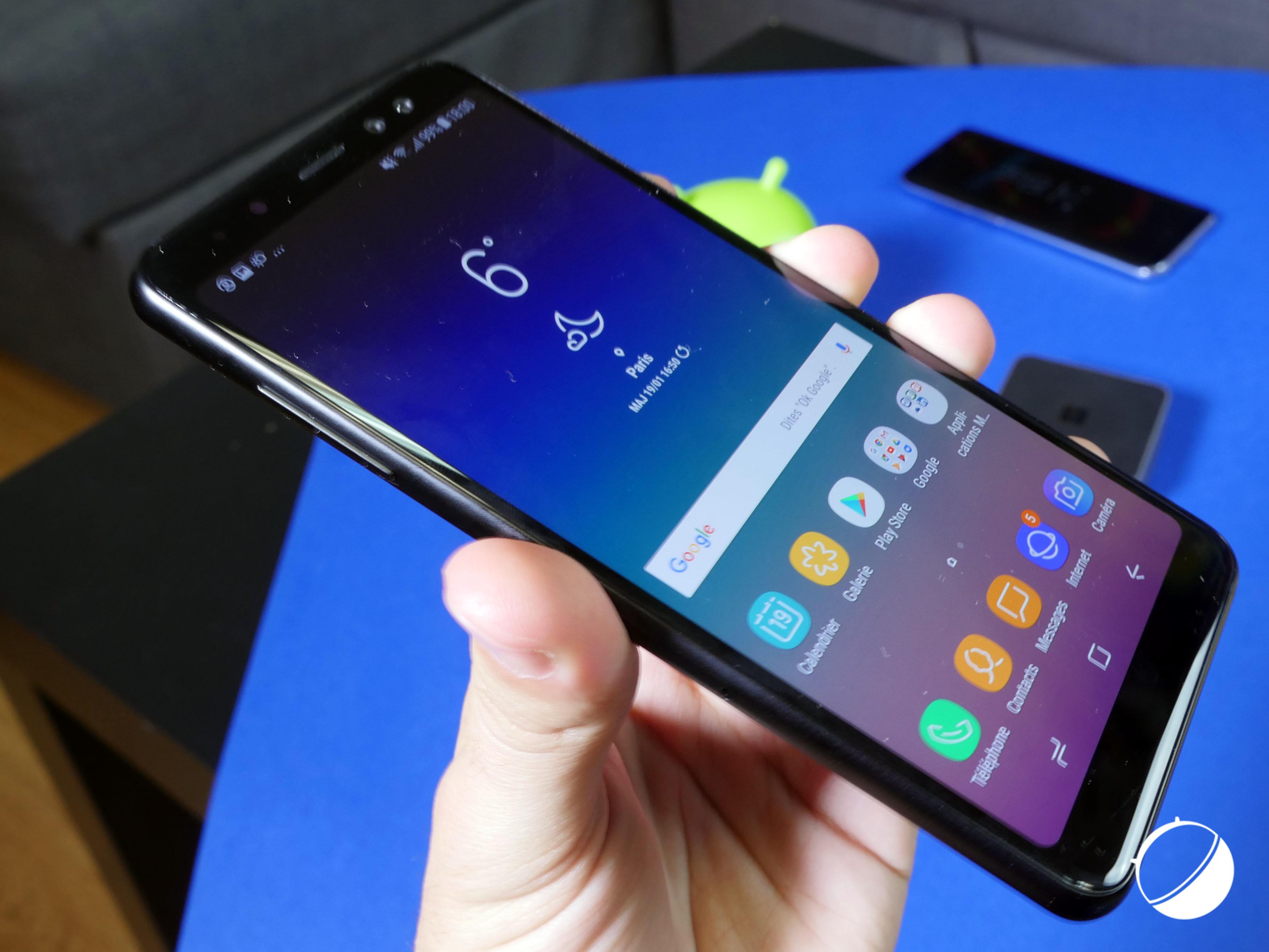Samsung veut rebooster ses Galaxy A en leur offrant la primeur sur les nouveautés logicielles