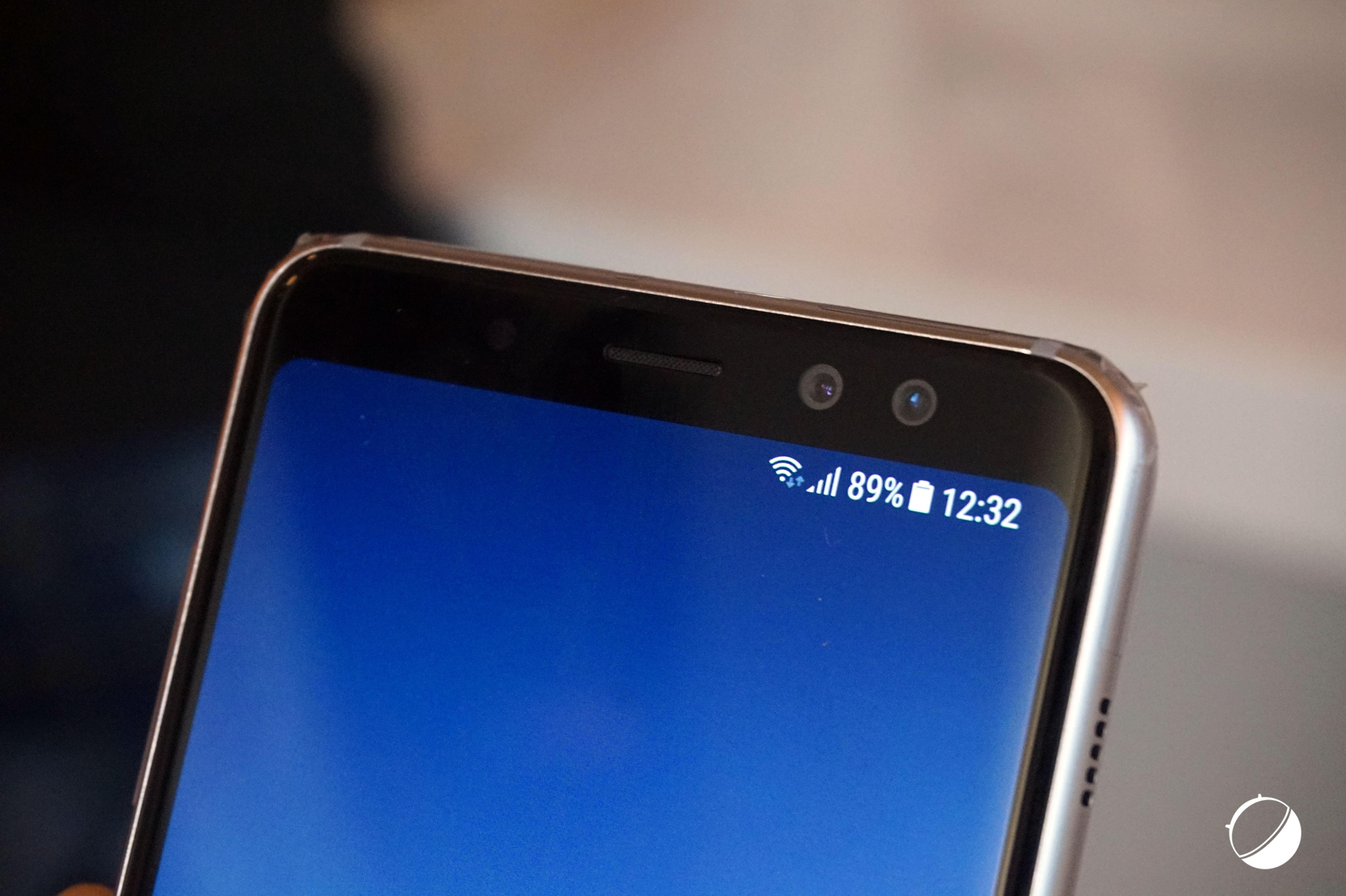 Samsung Galaxy A8 (2018): ce qui le différencie du Galaxy S8