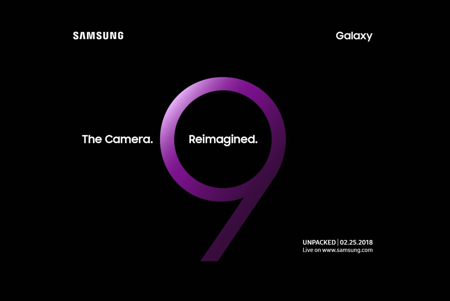 Samsung Galaxy S9 : l'appareil photo sera « réimaginé »