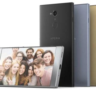 Sony Xperia XA2, XA2 Ultra et L2 officialisés lors du CES 2018, toutes les informations