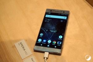 Sony Xperia XA2, XA2 Ultra et L2 : prix et date de sortie en France