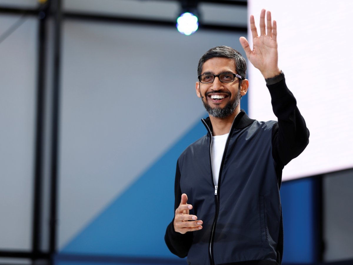 Pour Sundar Pichai, PDG de Google, l'IA est plus importante que le feu ou l'électricité