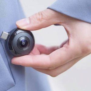 Xiaomi Mijia MADV Mini : une petite caméra sphérique à 50 euros qui se branche en USB Type-C