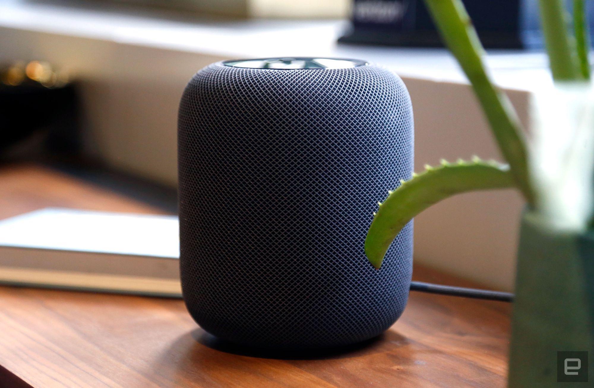 Le HomePod prendra bientôt en charge Spotify, Deezer et consorts