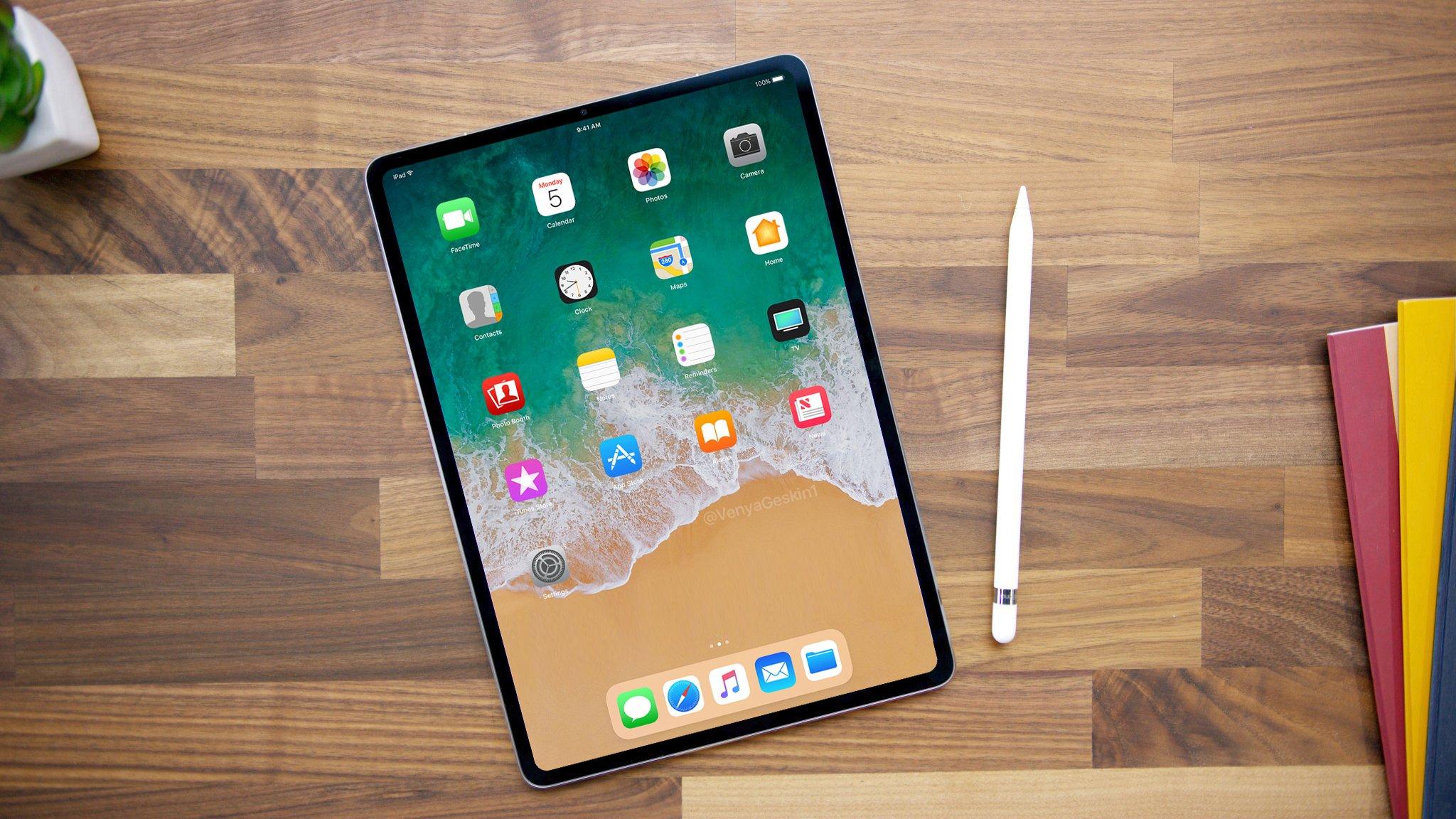 Les nouveaux iPad au goût d'iPhone X passeraient leurs certifications