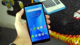 Asus ZenFone Max Plus: photos et premières impressions en exclusivité
