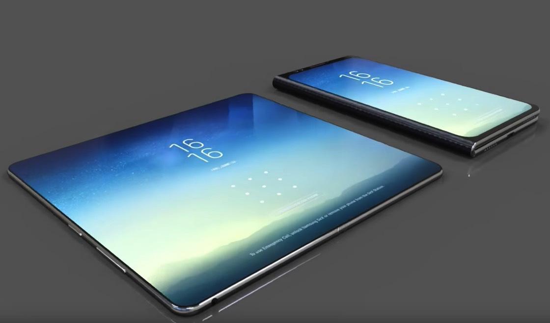 Samsung Galaxy X : « notre smartphone pliable ne sera pas gadget » – MWC 2018