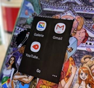 Android Go : la liste des applications allégées de Google