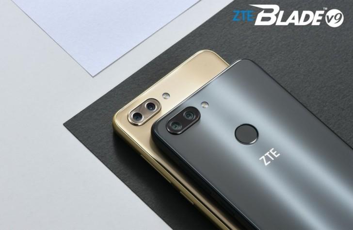 ZTE : deux milieux de gamme au format 18:9 et un Android Go – MWC 2018