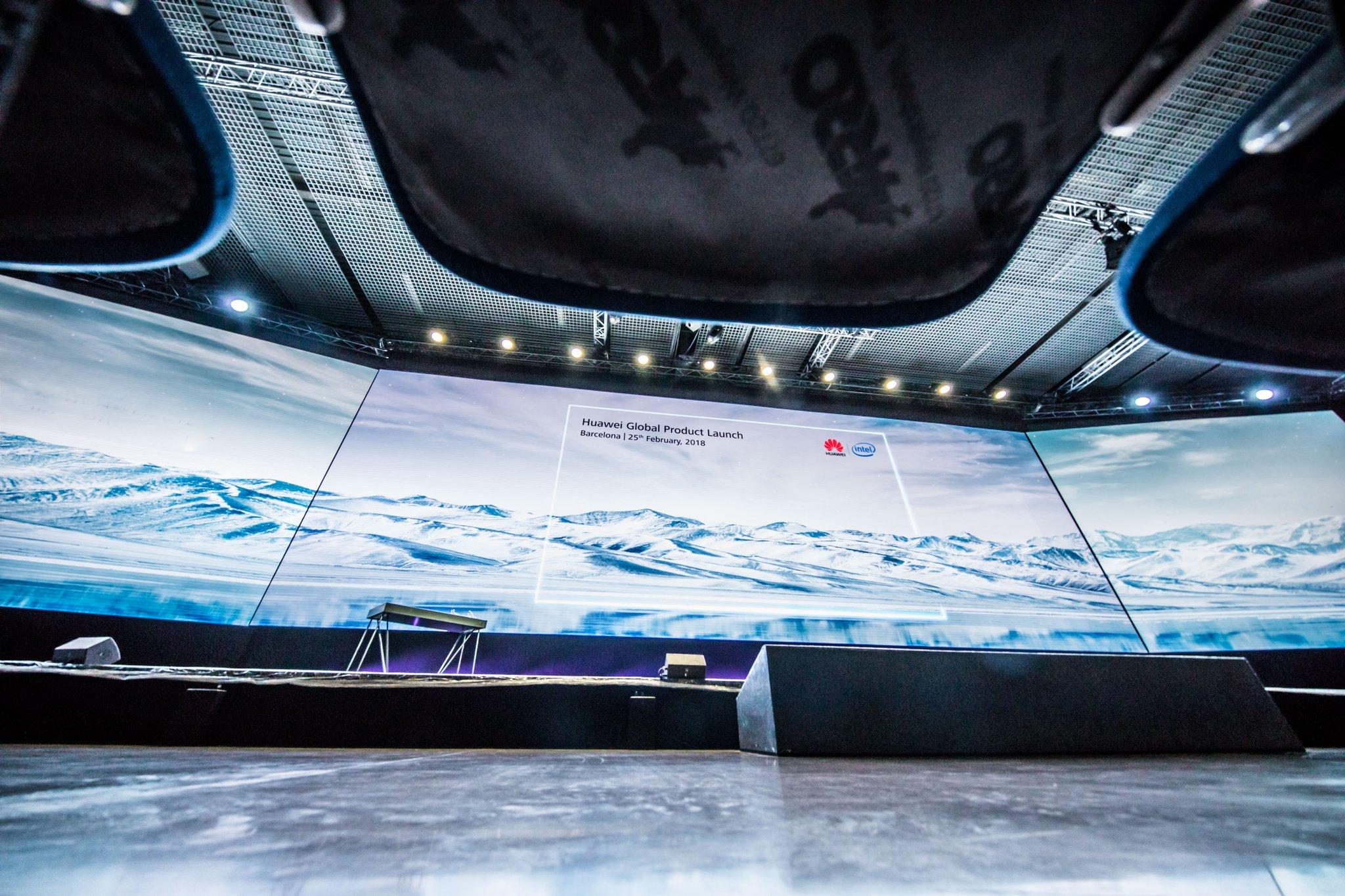 Huawei : suivez la conférence du MWC 2018 en direct live