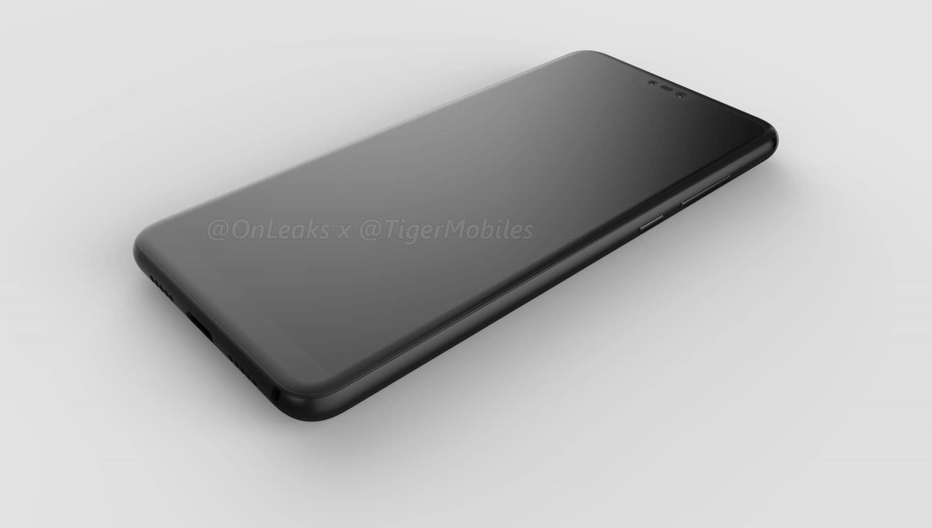 Huawei P20 Plus : une batterie de 4 000 mAh et l'Always on display sont à prévoir