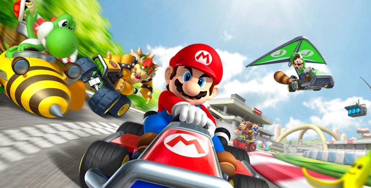 Mario Kart Tour: le prochain jeu mobile de Nintendo sera gratuit