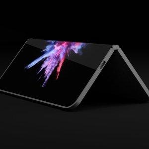 Microsoft Surface Andromeda : un brevet en dit plus sur le design pliable de l'appareil