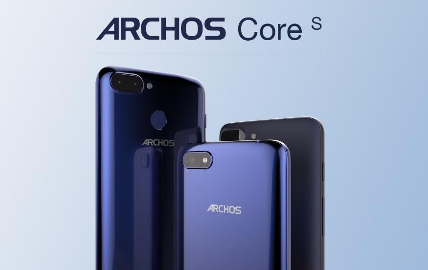 Ratio 18:9 à partir de 90 euros : Archos présente ses Core 55S, 57S et 60s