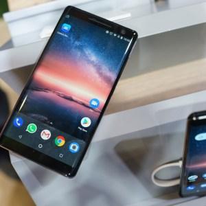 Nokia 8 Pro 2018: la marque résisterait à moitié contre la mode de l'encoche sur ses flagships