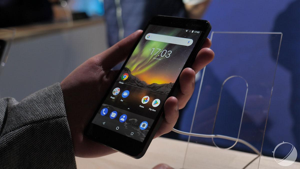 Le Nokia 6 (2018) sous Android One est disponible, où l'acheter au meilleur prix ?