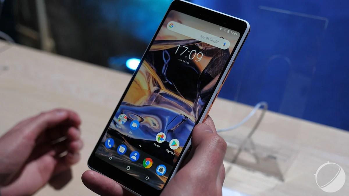 Prise en main des Nokia 7 Plus, Nokia 6 (2018) et Nokia 1 : Android pur à go-go