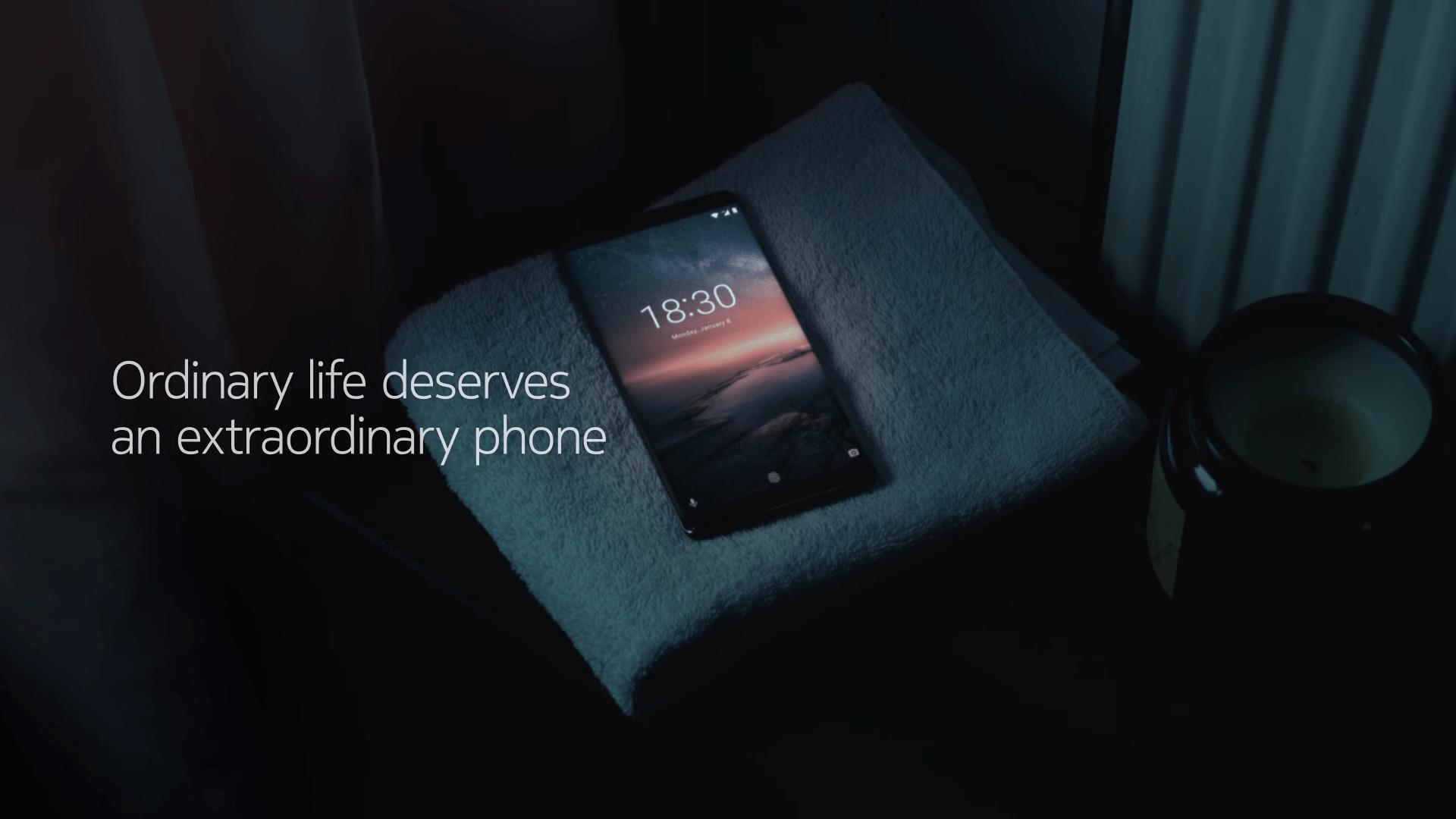 Nokia 8 Sirocco : un vent de renouveau dans le catalogue du Finlandais – MWC 2018