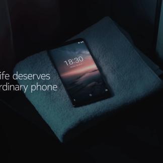 Un alléchant smartphone Nokia avec lecteur d'empreintes sous écran et 5 objectifs photo en préparation