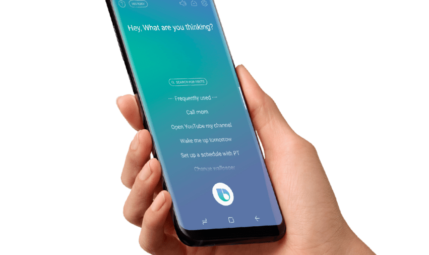 Samsung Bixby sera disponible en français en fin d'année 2018