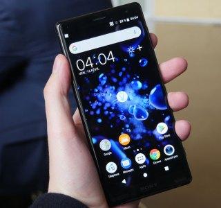 Prise en main des Sony Xperia XZ2 et XZ2 Compact : oser le changement en douceur