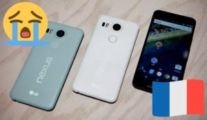 Android P : les Nexus sont abandonnés, la France exclue de la Developer Preview