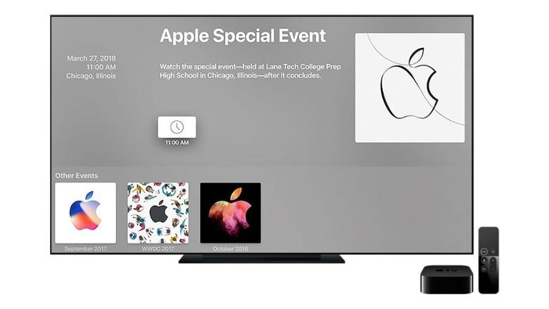 Apple : vous ne pourrez pas suivre la conférence de demain en direct