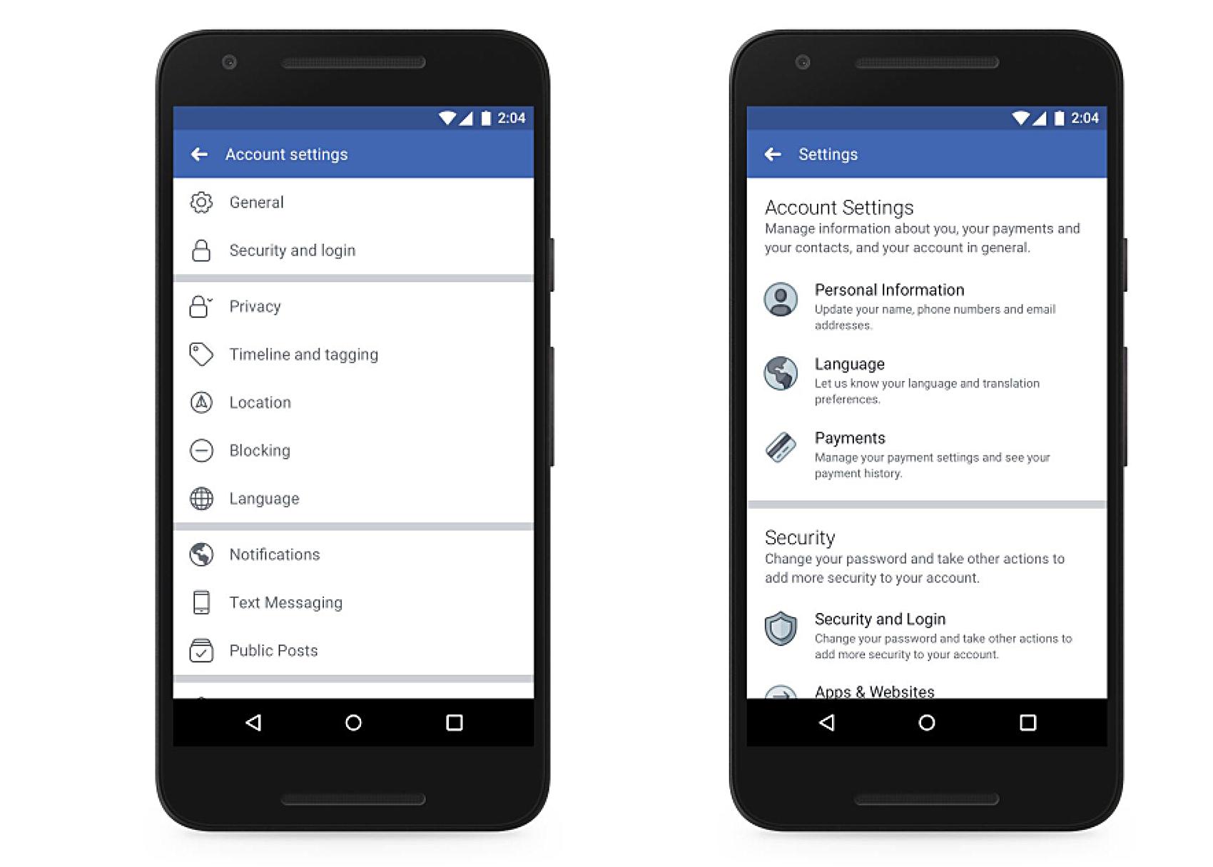 Vie privée : Facebook repense son interface pour plus de confidentialité