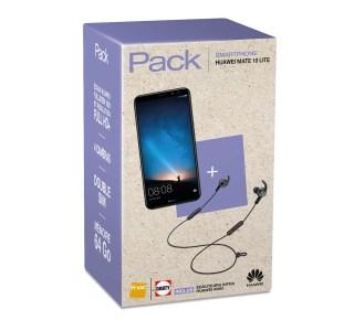 🔥 Bon plan : le Huawei Mate 10 Lite avec écouteurs intra-auriculaire est à 269 euros