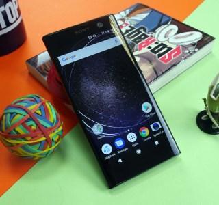 Test du Sony Xperia XA2 : simple, efficace, classique
