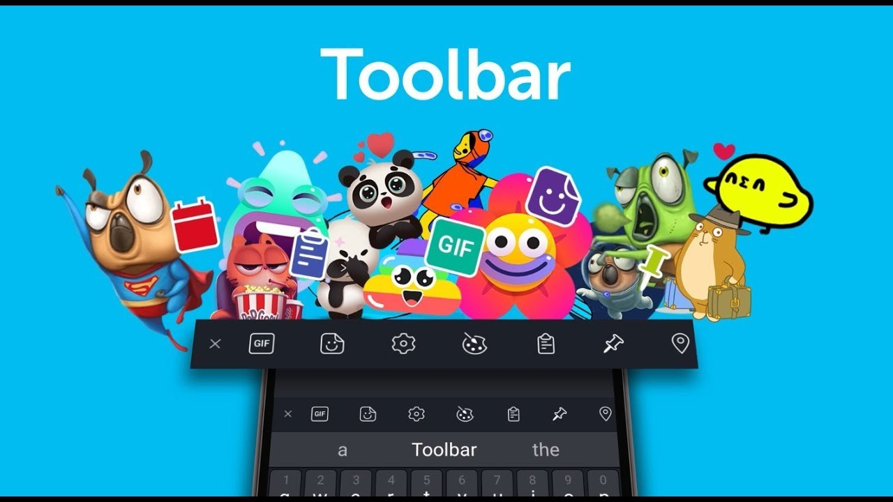 SwiftKey 7.0: le clavier s'enrichit d'un petit ✚ qui change tout