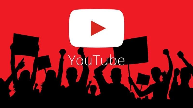 YouTube : un être humain sur quatre dans le monde utilise la plateforme de vidéo chaque mois
