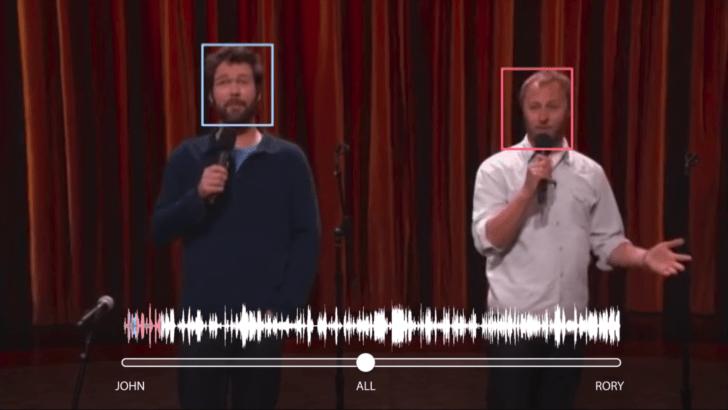 L'IA de Google peut maintenant isoler votre voix d'une foule