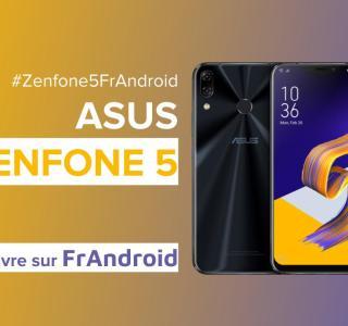 Asus Zenfone 5 : le live #Zenfone5FrAndroid sur YouTube et Facebook, c'est maintenant !