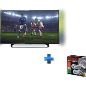 🔥 Bon plan : TV Philips 50″ 4K HDR Ambilight + une SNES Mini Classic + un Nokia 2 pour 549 euros
