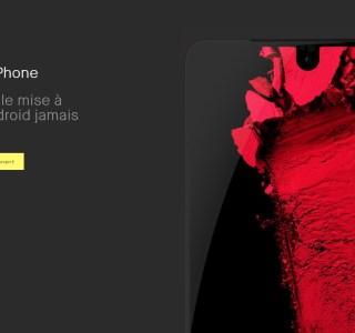 Essential délivre désormais son smartphone en France, Royaume-Uni, Canada et Japon