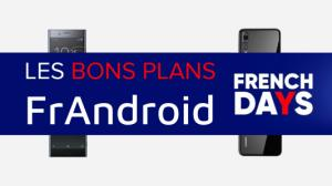 Les French Days : les meilleurs bons plans Fnac et Darty sur les smartphones Sony, Huawei, Asus et Samsung