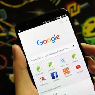 Google Chrome : un appui long pour afficher rapidement votre historique