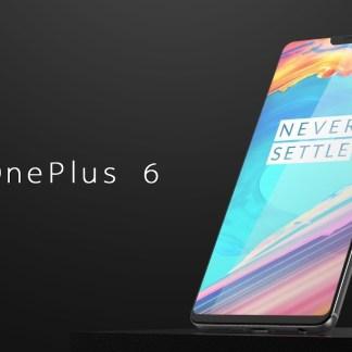 OnePlus 6 : un rendu vidéo complet pour mieux apprécier son nouveau design