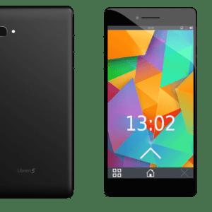 Purism Librem 5 : en plus de PureOS, le smartphone fera tourner Ubuntu Touch